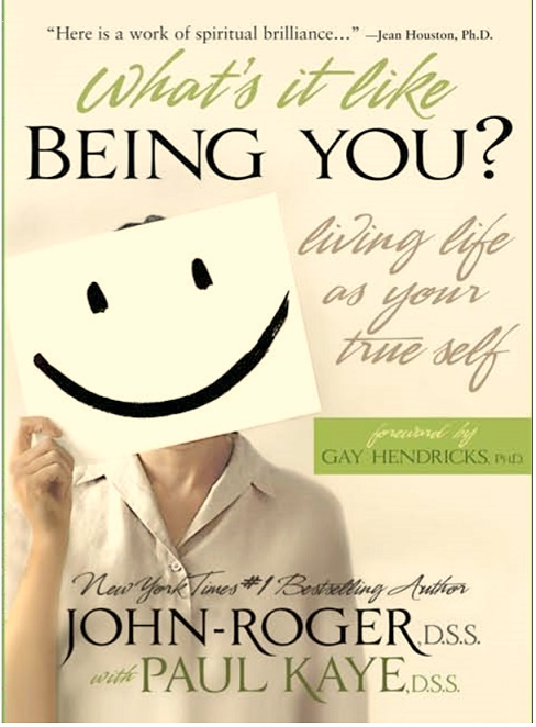 What's It Like Being You? Book