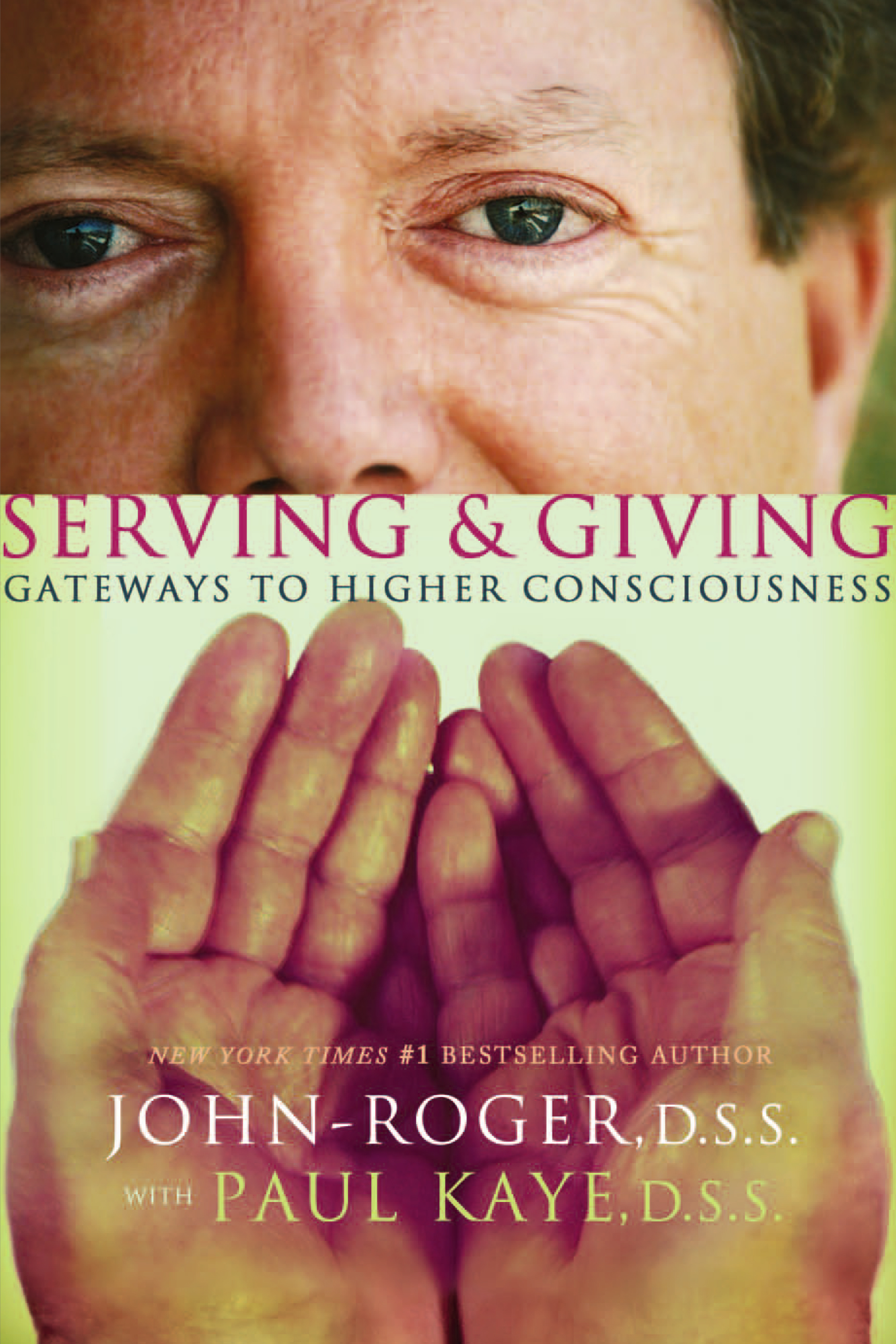 Serving and Giving Book