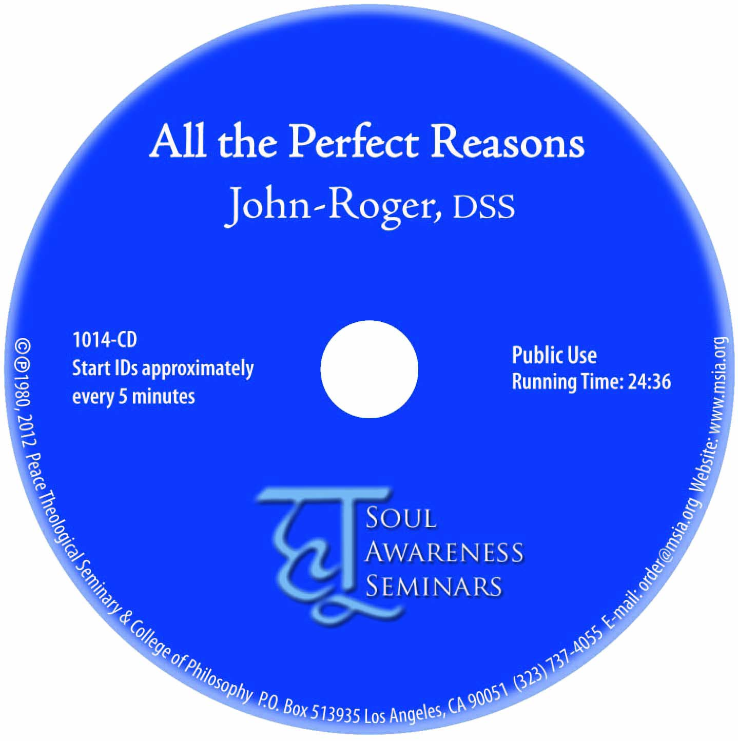 All the Perfect Reasons MP3