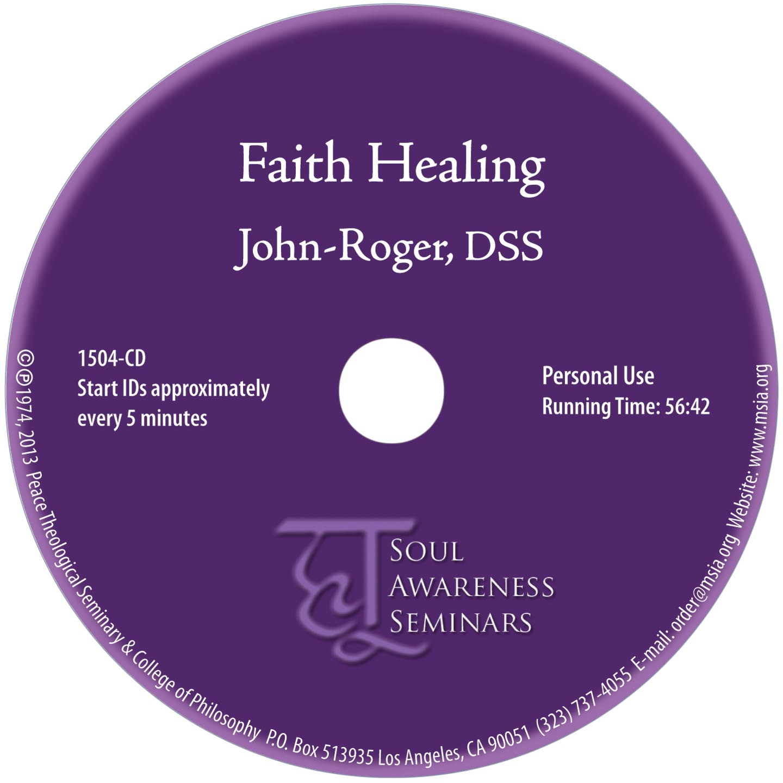 Faith Healing MP3