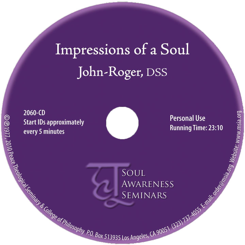 Impressions of a Soul MP3