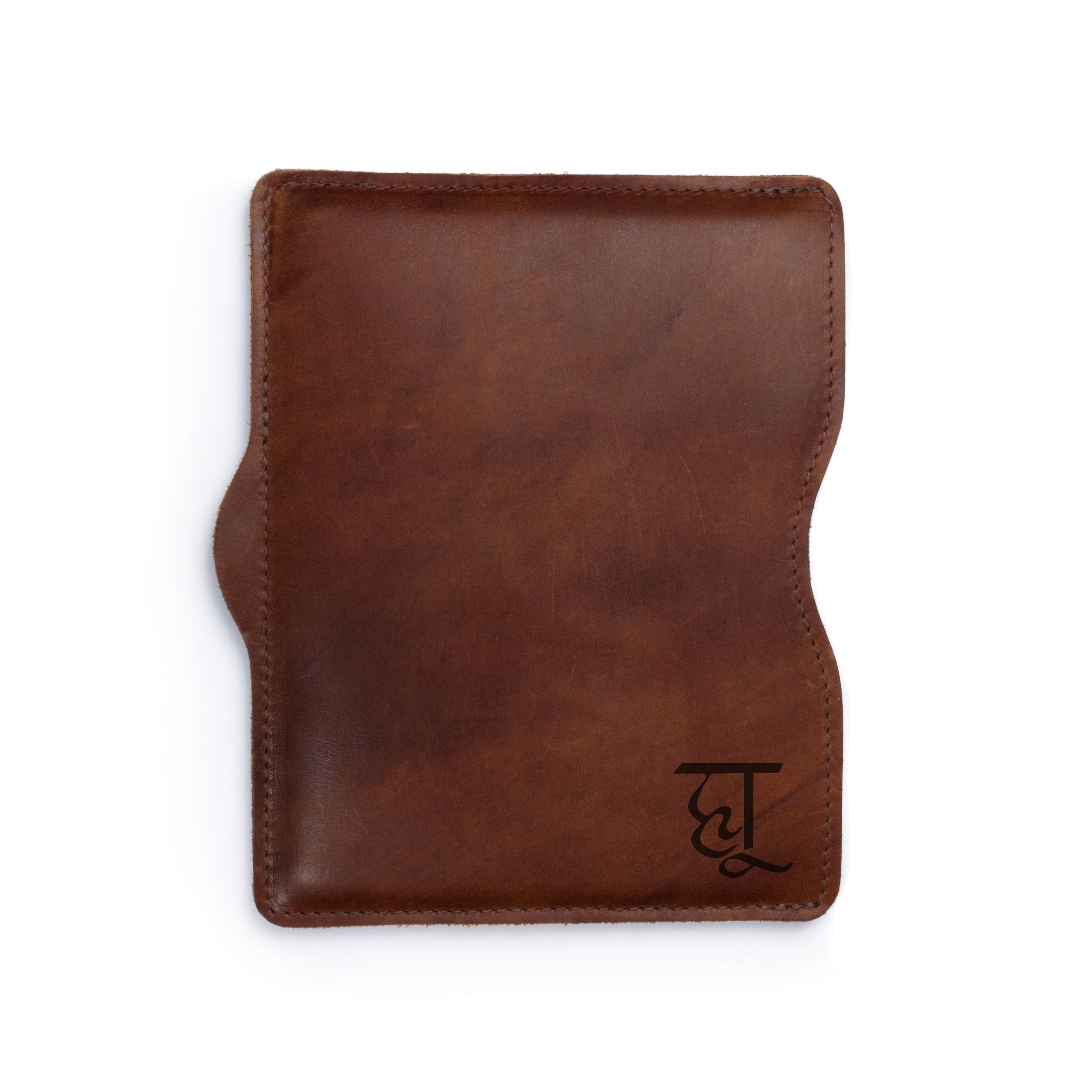 Buckskin iPad Sleeve