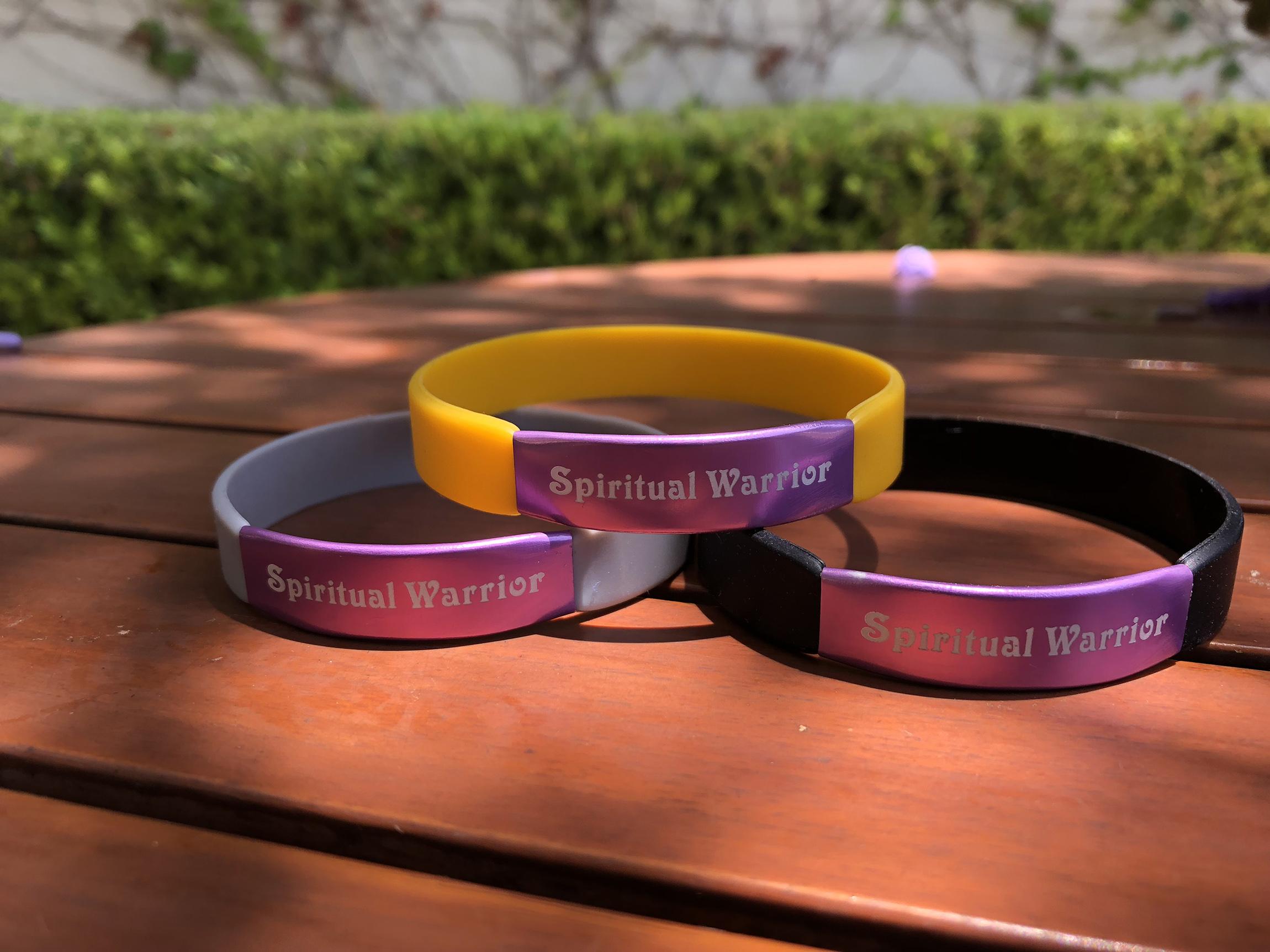 Spiritual Warrior Wristband Bracelets