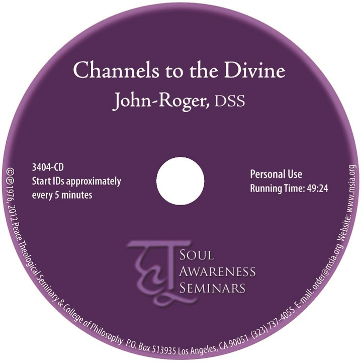 Channels to the Divine MP3