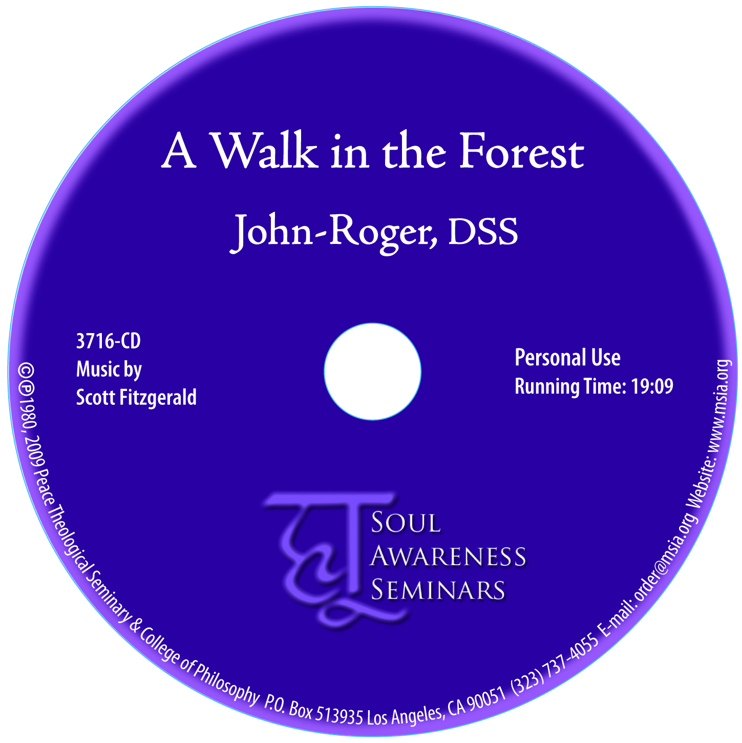 A Walk In the Forest MP3