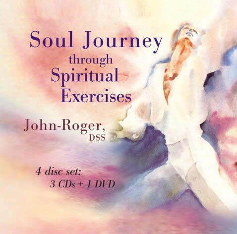 Soul Journey Through Spiritual Exercises 3-CD/1-DVD Set