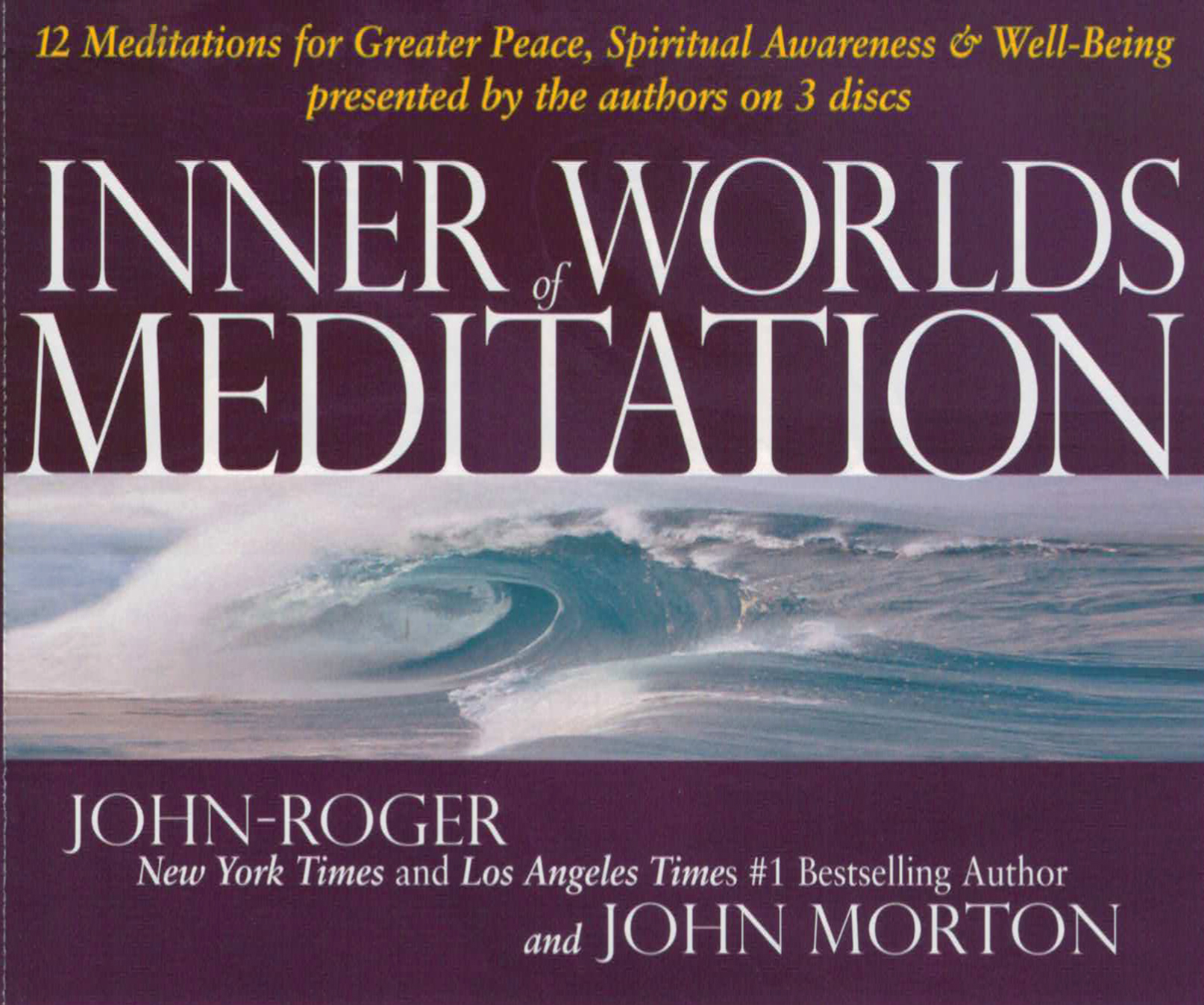 Inner Worlds of Meditation MP3