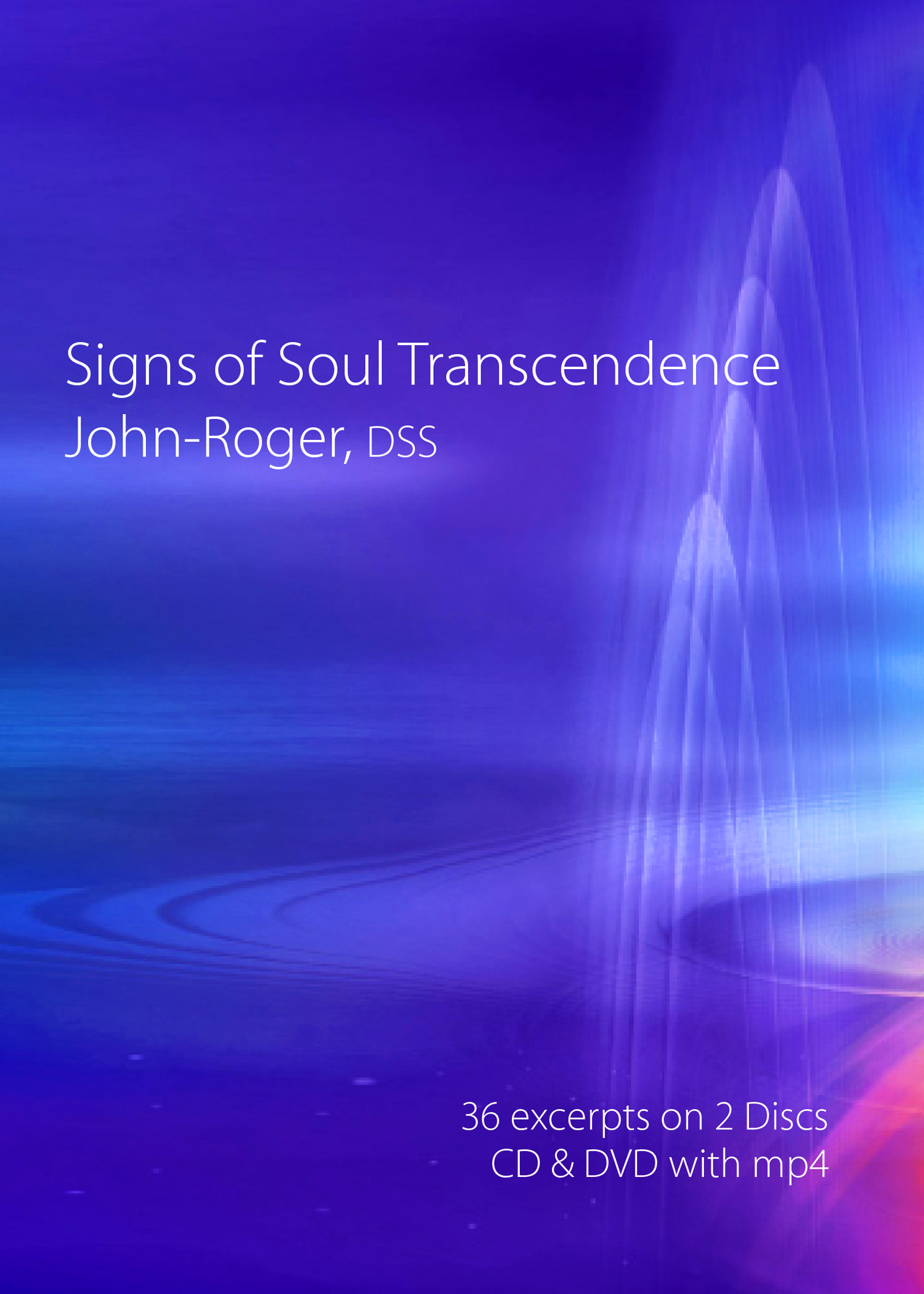 Signs Of Soul Transcendence CD/DVD