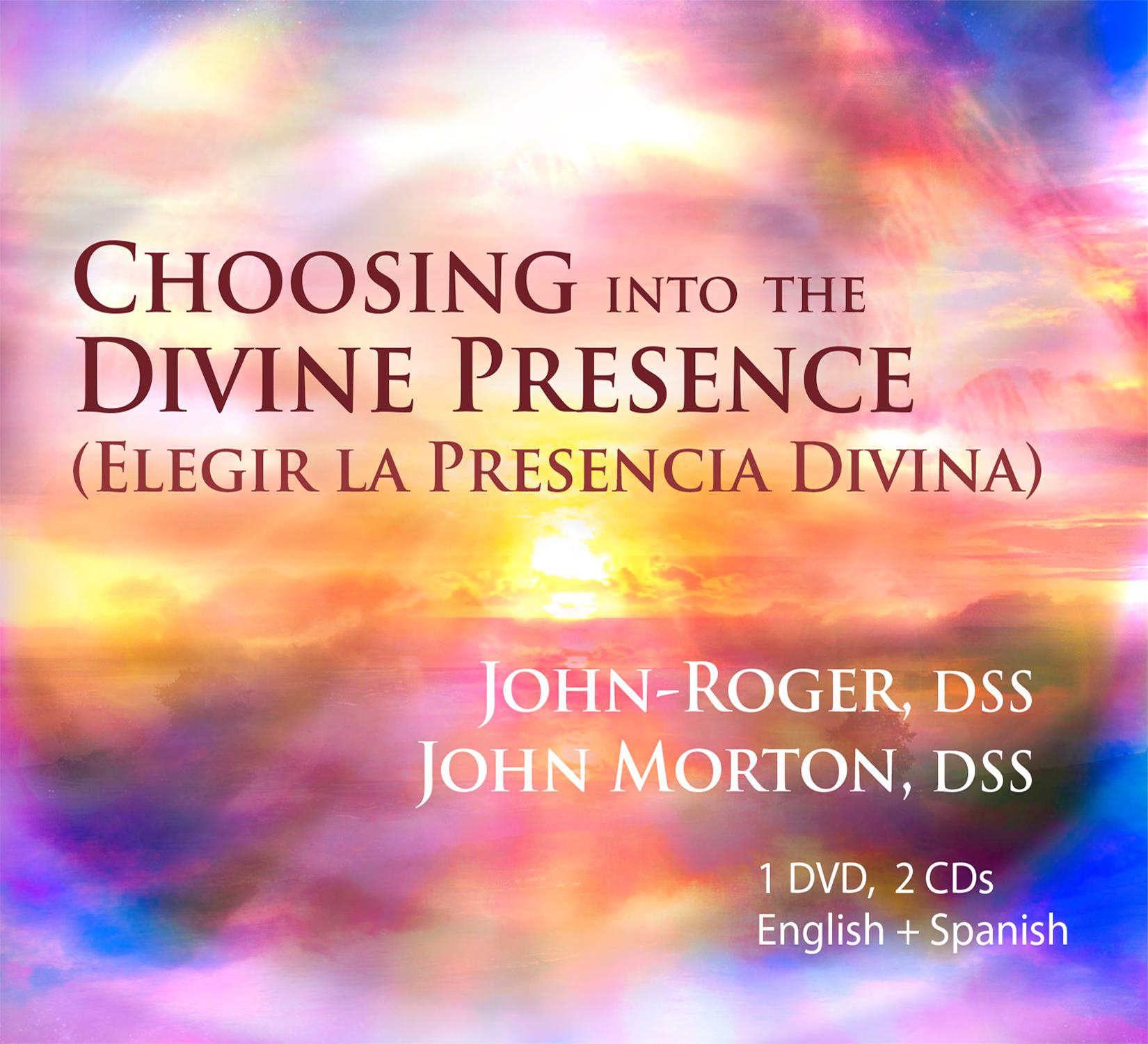 *NEW* Choosing Into the Divine Presence MP3/MP4