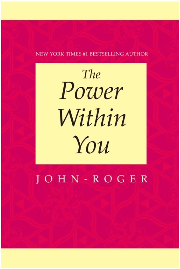 The Power Within You Book