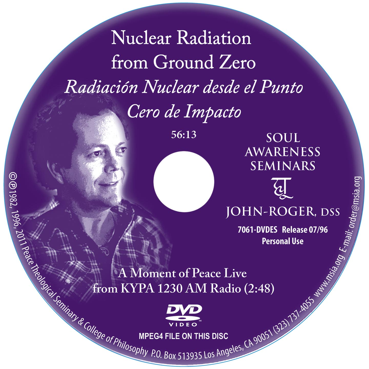 Nuclear Radiation from Ground Zero MP4