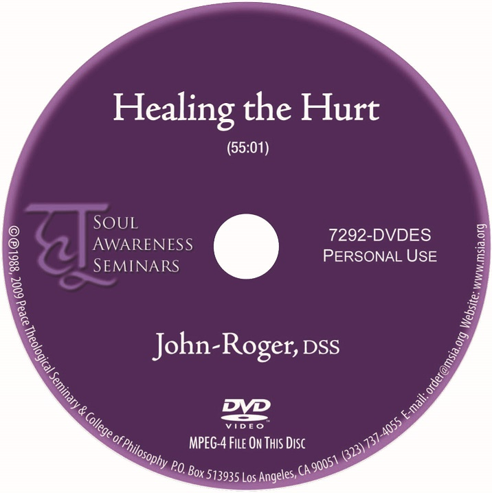 Healing The Hurt (English/Spanish) MP4