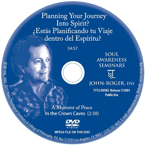 Planning Your Journey Into Spirit? MP4