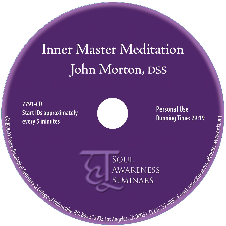 Inner Master Meditation MP3