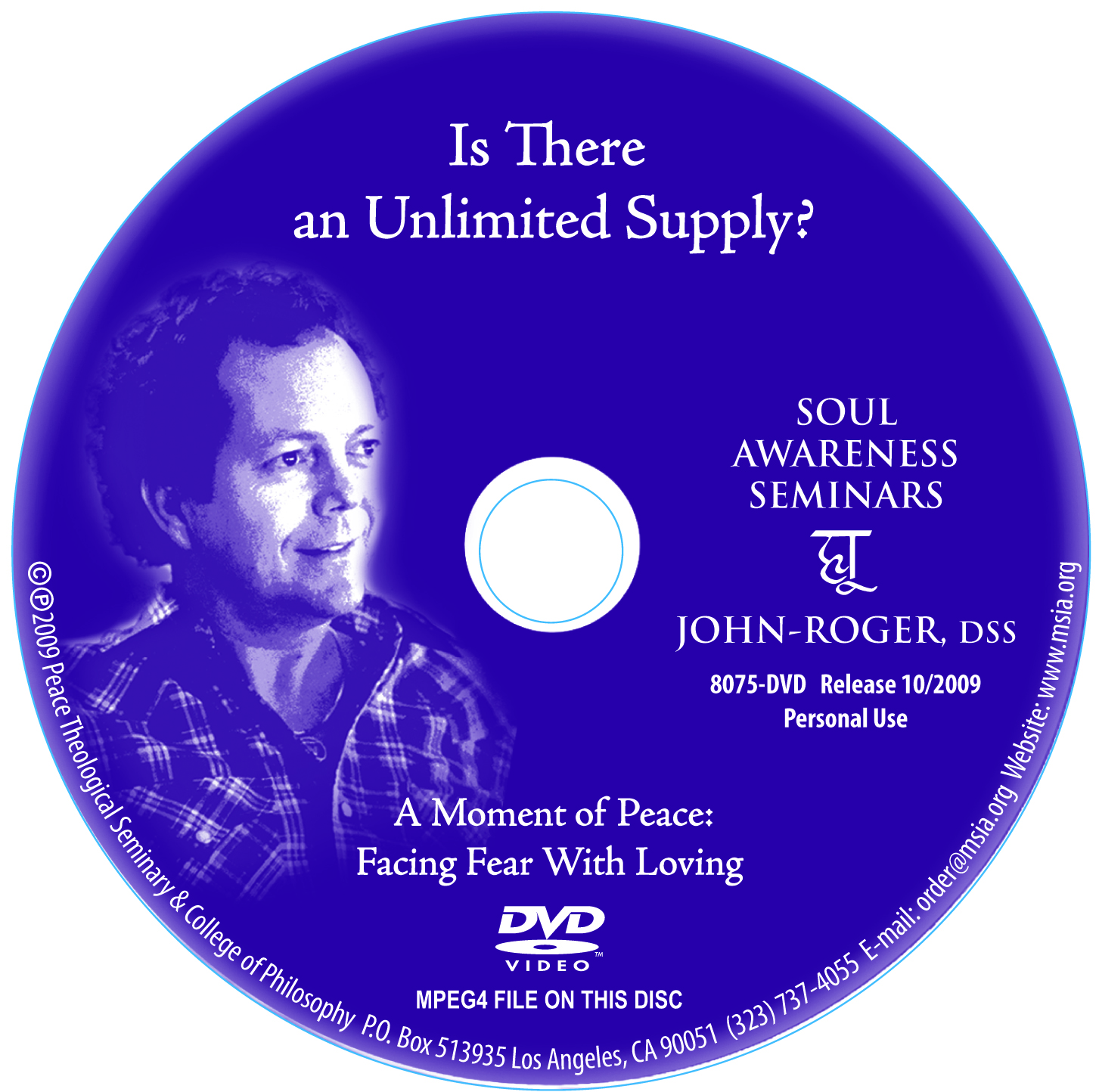 Is There An Unlimited Supply? DVD