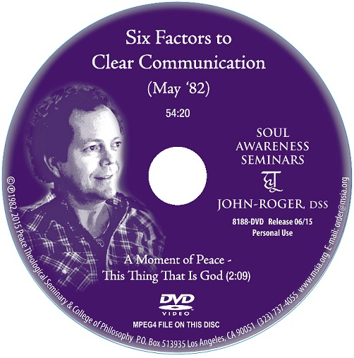 Six Factors to Clear Communication MP4