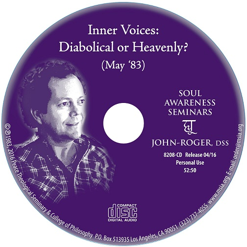 Inner Voices: Diabolical or Heavenly? MP3