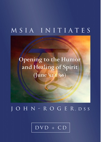 Opening to the Humor and Healing of Spirit( June '92 & 96)  MP4