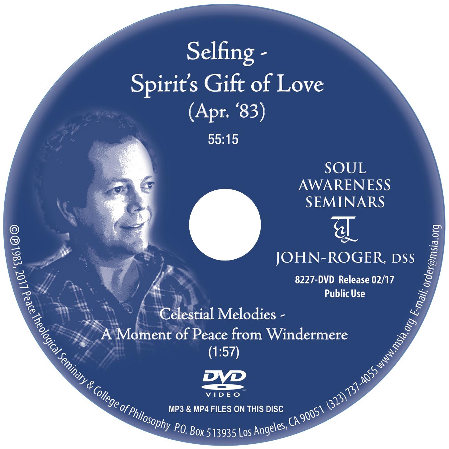 Selfing - Spirit's Gift of Love MP4