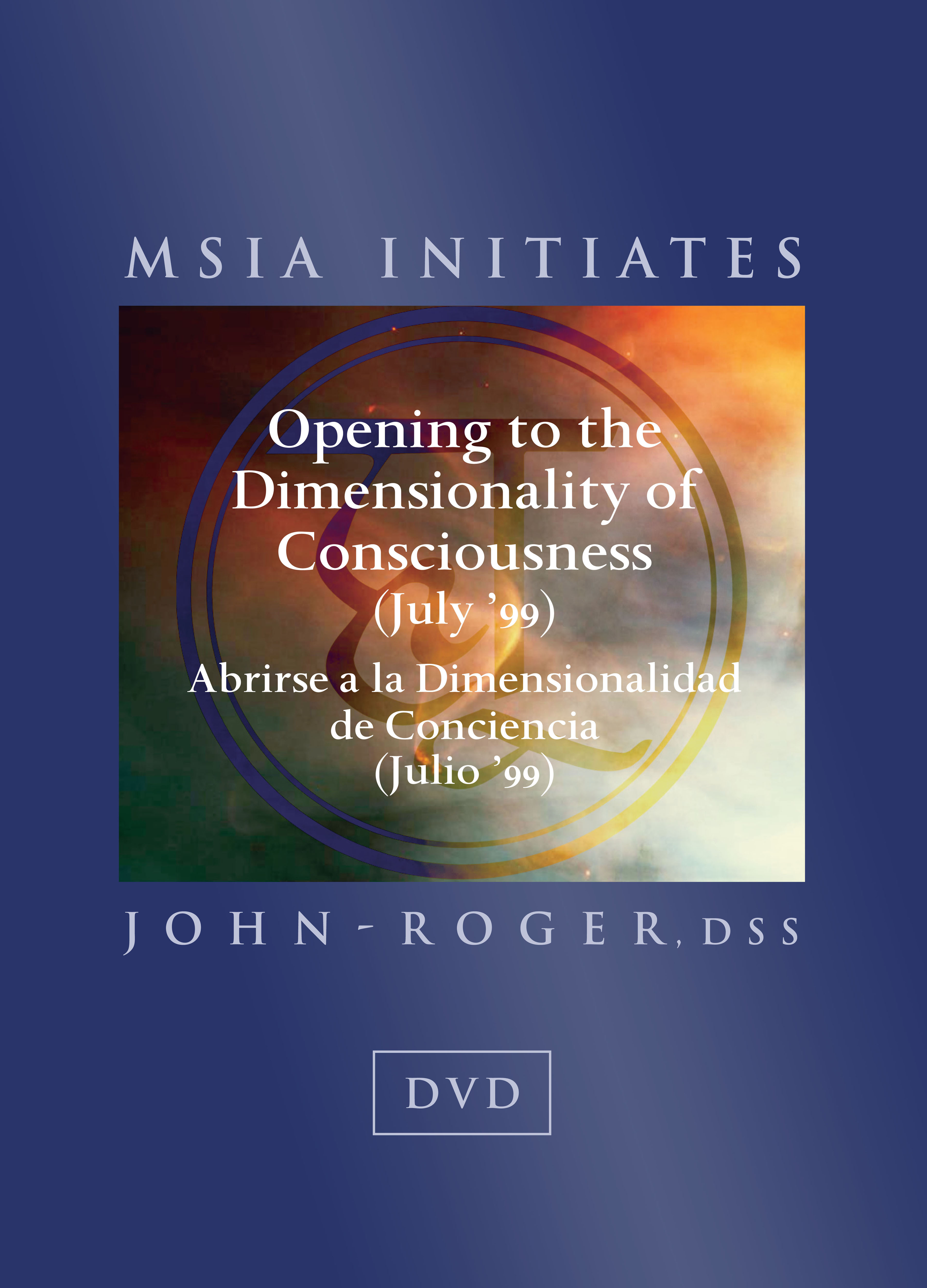 Opening to the Dimensionality of Consciousness  MP4
