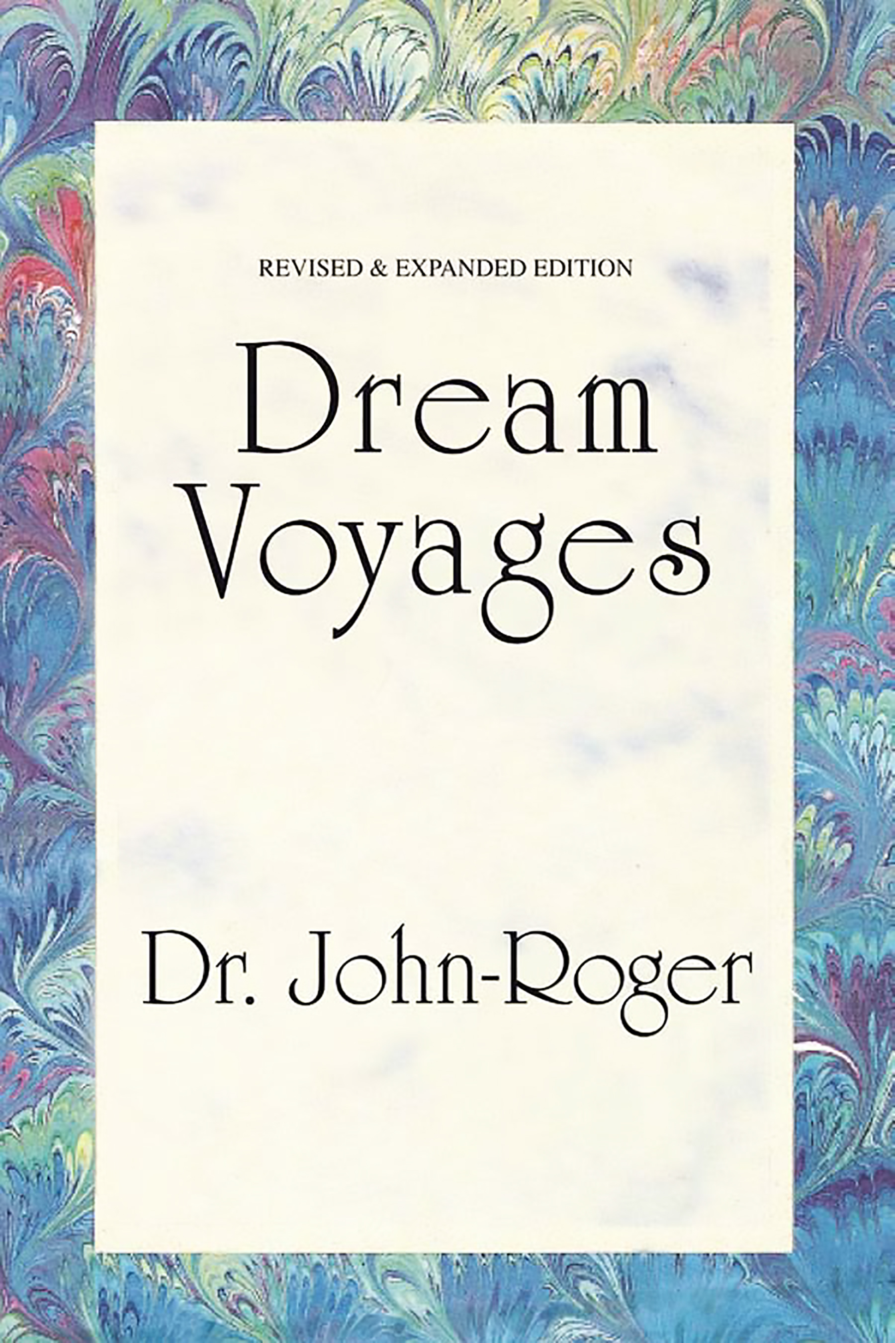 Dream Voyages Book