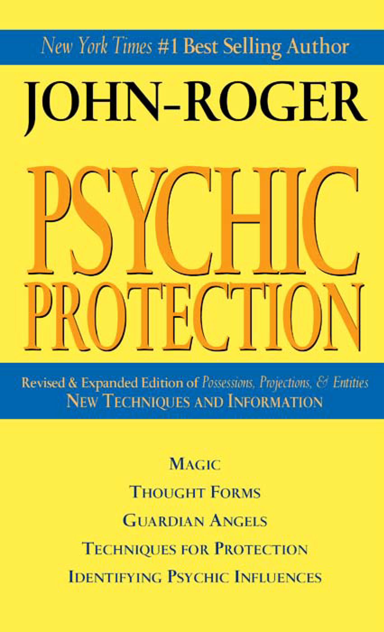 Psychic Protection Book