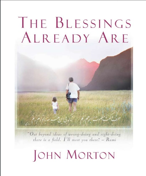 The Blessings Already Are Book