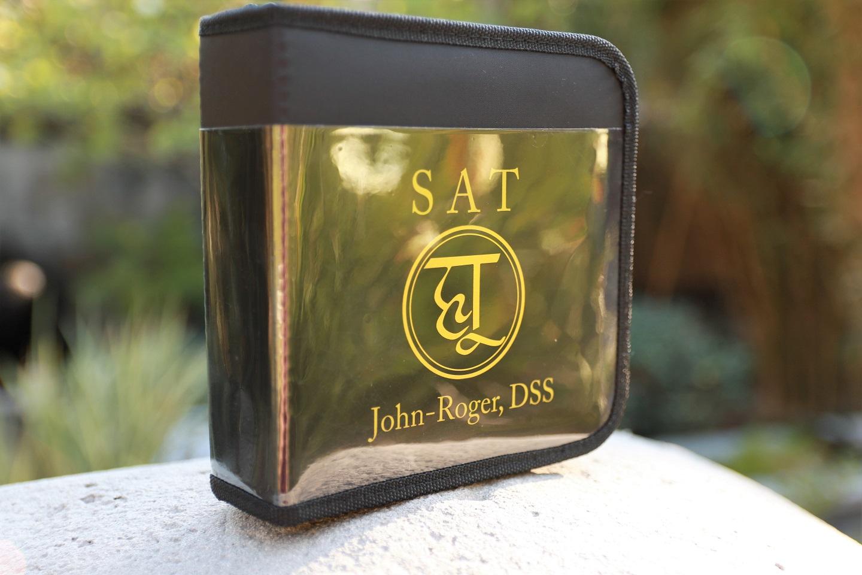 SAT CD Pouch
