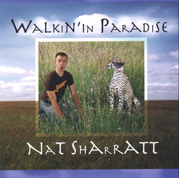 Walkin' In Paradise CD