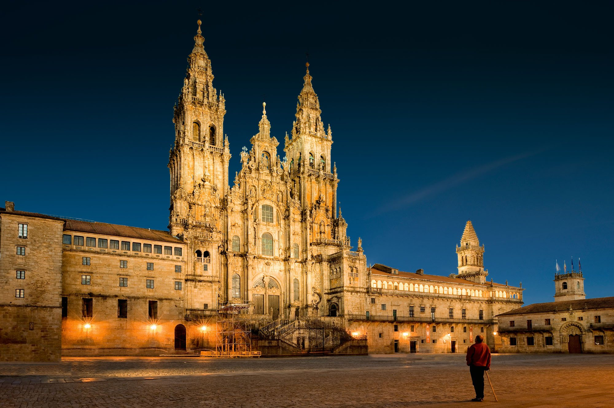 Win a Place in the PAT 8 and 3-Day J-R Celebration Tour in Santiago de Compostela, Spain